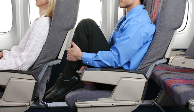 Airplane-seat-
